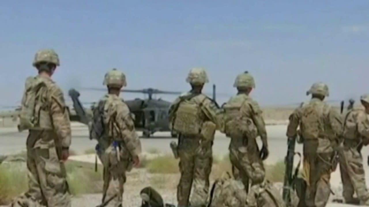 Joey Jones: Military leadership is in 'dire need' of reform