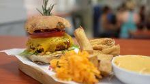 Guilty-free大啖素漢堡!三家香港素食餐廳推介