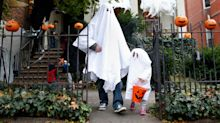 Mom terrified of 'costumes and speaking to strangers' wants to hire someone to take children trick-or-treating for $65 an hour