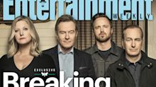 'Breaking Bad' cast and creator reunite for 10th anniversary