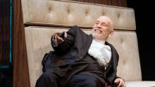 Bitter Wheat review, Garrick Theatre: John Malkovich brilliantly captures the bluster, sexual hubris and insecurities of Harvey Weinstein