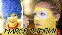 Marge in Charge! Simpson-ify Yourself For Halloween