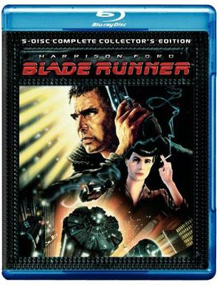 Blade Runner Blu-ray Complete Edition arriving with botched Workprint disc?