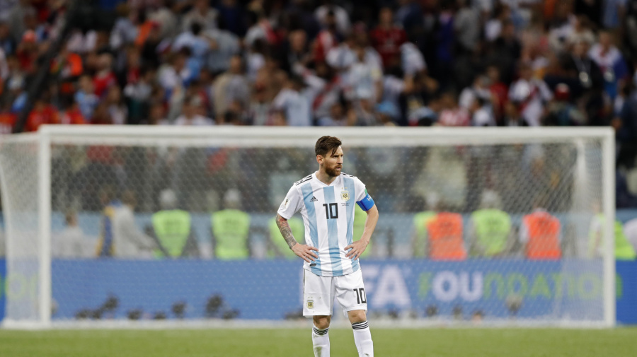 FIFA WC 2018: How Can Argentina Still Make It to Round of 16