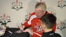 'This really is about the love of the game': Marty McSorley on Hockey Day in Canada