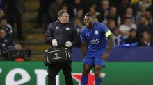 Leicester skipper Morgan doubtful for West Brom trip