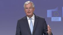 Michel Barnier accuses Boris Johnson of 'wasting valuable time' as he says Brexit deal 'unlikely'