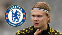 Erling Haaland to Chelsea FC: Borussia Dortmund braced for big transfer bid