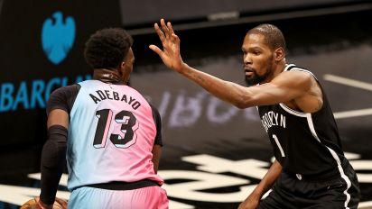 美國奧運男籃爆氣氛 杜蘭特怒嗆阿德巴尤觸犯潛規則
