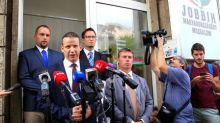 Hardliners in Hungary's Jobbik demand return to far-right roots
