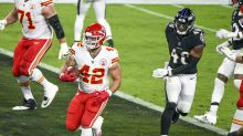 Chiefs place FB Anthony Sherman on reserve/COVID-19 list
