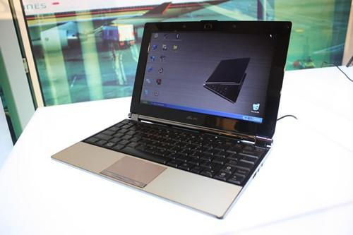 ASUS' Eee PC S101 gets hands-on treatment, release details