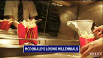 McDonald's losing millennials