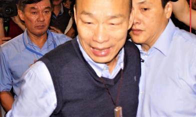 國民黨中常委 要為韓解套