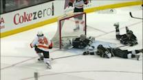 Giroux buries PPG on Quick off Hartnell feed