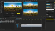 Adobe Premiere makes it easier to edit Insta360 Pro footage