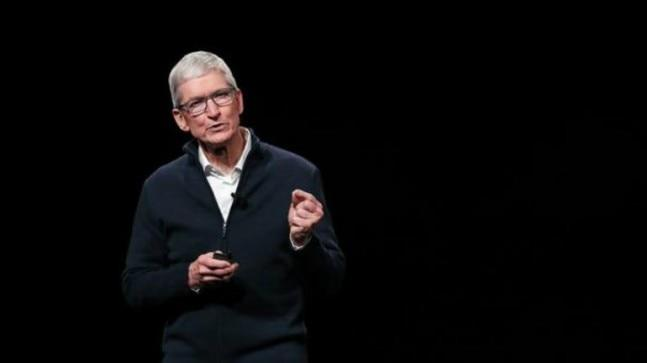 Technology needs to be regulated, says Apple CEO Tim Cook