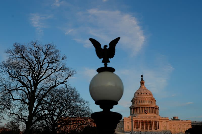 U.S. role as democracy's champion battered by assault on ...