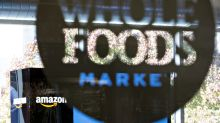 Amazon is giving its Visa rewards cardholders 5% back when shopping at Whole Foods