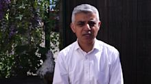 Sadiq Khan worried 'mixed messages' will lead to second wave