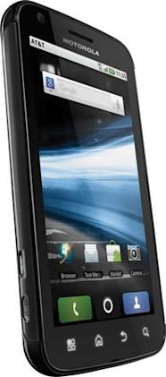 Motorola Atrix 4G and Xoom tablet launching at the end of February, Droid Bionic and LTE Xoom in Q2
