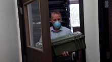 U.S. to seize exports of masks and gloves amid coronavirus crisis