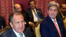 Kerry voices concern to Lavrov about new Aleppo fighting