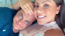 Thammy Miranda posta foto com Andressa e anuncia nome do filho