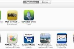 iTunes now segregates apps that are optimized for iPad and iPhone