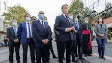 Unspeakable acts of barbarism should not be an excuse for Emmanuel Macron to demonise Muslims