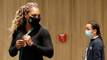 Serena Williams withdraws from French Open before second round match as injury has left her 'struggling to walk'