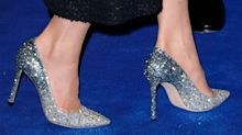 Kate Middleton re-wears her favourite $850 glittery Jimmy Choo pumps: Get the look for less
