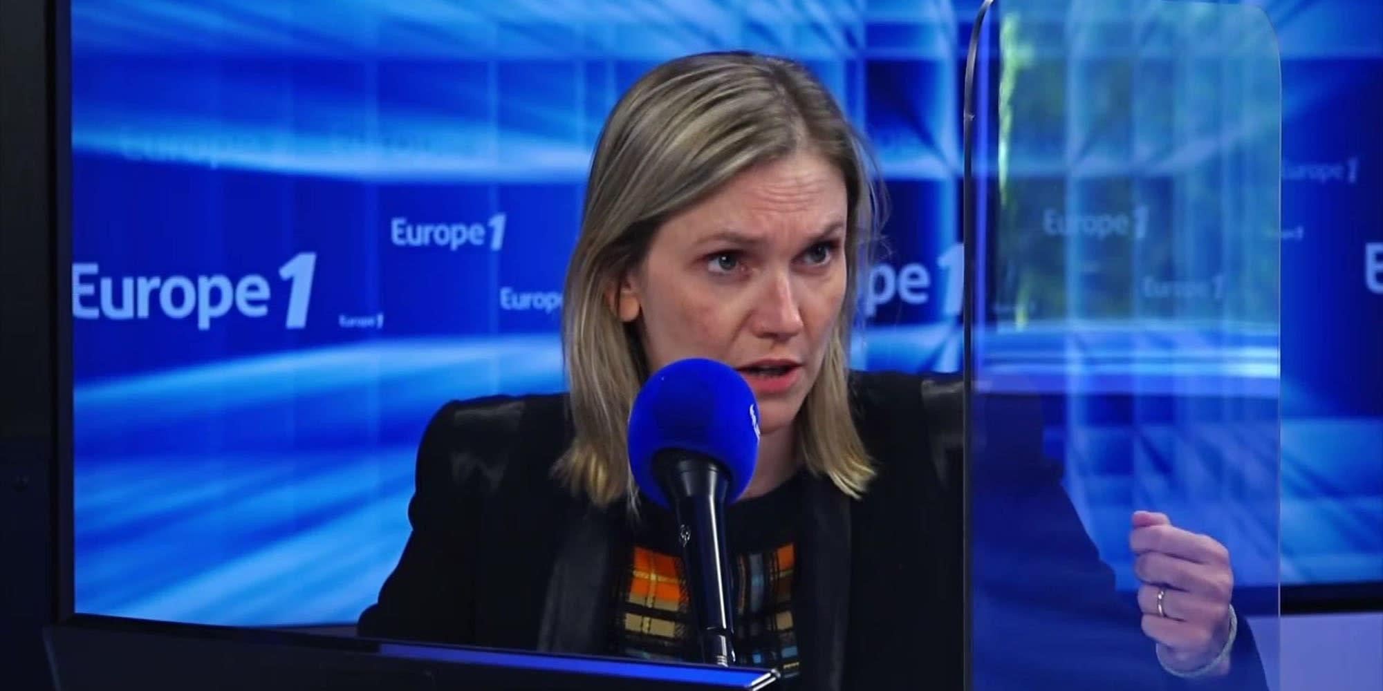 La ministre Agnès Pannier-Runacher est l'invitée d'Europe 1 mercredi à 8h13