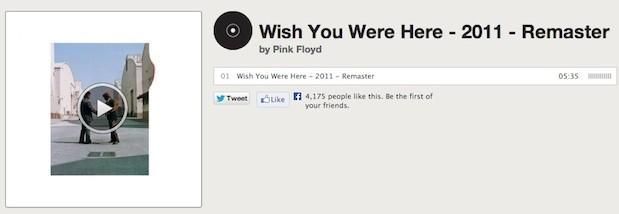 Pink Floyd's entire back catalog headed to Spotify, sooner or later (update: available now)