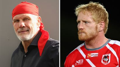 James Graham in fiery spat with Peter FitzSimons