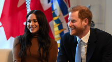 Meghan Markle didn't attend meeting with Prince Harry and the queen: 'It wasn't necessary for the duchess to join'