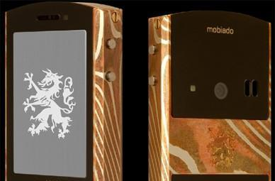 Mobiado's 712 Mokume Gane: because your Galaxy S lacks ancient Japanese metallurgical craftsmanship