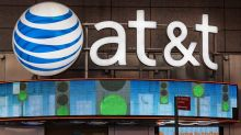 AT&T Stock Falls, Under Key Level For Time Warner Deal