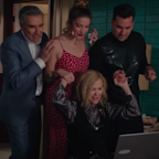 Schitt's Creek pulls off a comedy sweep at the Emmys after being overlooked for years