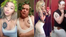 Dad who copies his daughter's Instagram selfies now has twice as many followers as her