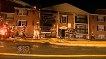 Burning Candle Caused Reisterstown Blaze