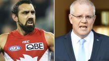 'Not listening': Adam Goodes takes aim at Australia's politicians