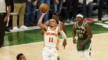 Hawks superstar Trae Young scores 48 points in upset Game 1 win over Bucks
