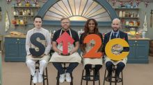 'Great Celebrity Bake Off' tent welcomes Daisy Ridley and Alexandra Burke as series kicks off