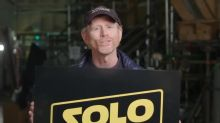 Ron Howard wraps production and reveals title of Solo: A Star Wars Story