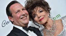 Joan Collins reveals she's 'lucky to be alive' after fire at London flat