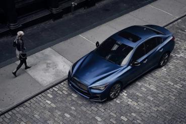 159萬元起三規格,Infiniti Q50 與美/日同步導入全新 3.0 V6 雙渦輪高效增壓引擎!
