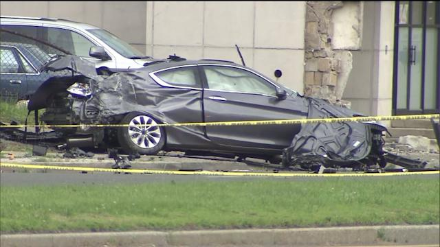 Driver Decapitated After Crashing Into Fire Station