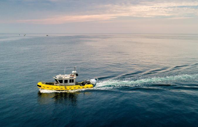 'Machine Odyssey' tugboat will make a trailblazing 1,150 mile autonomous voyage