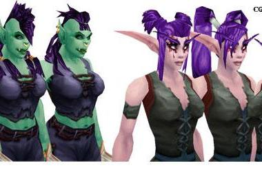 Patch 4.2 PTR: New haircuts